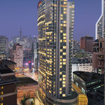 Hotel Exterior from Guling Rd.酒店外景_牯岭路一侧