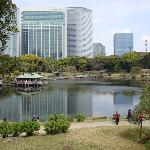 Mitsui Garden in background