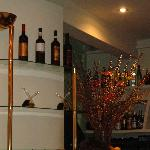 particolari del piccolo bar