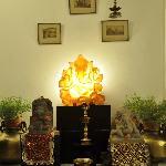 Entrance of Srivastav.INN