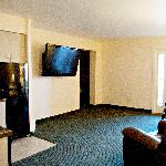Two room Extended Stay with Kitchen and Balcony