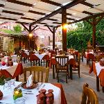 Taverna outside