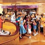 Goofy's Kitchen at the Disneyland Hotel
