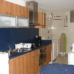 Full equiped kitchen / Cocina completamente equipada