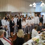 Banquet historique au Charles