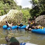 After Cave Tubing