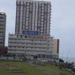 foto del hotel las rocas