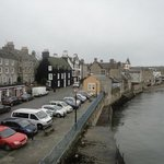 Queensferry view from museum