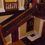The lovely staircase