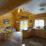 Lodge #1 Living Room