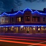 Albion Hotel @ Night