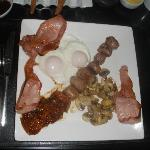 Full Cornish Breakfast - ' Tim Style '