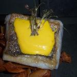 merluza gratinada