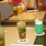 Foto van Armani/Lounge