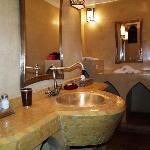 Salle de bain de la chambre Anya