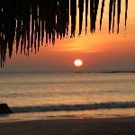 Ngapali Beach - sunset