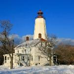 Oldest continuously operating lighthouse in US