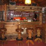 gemütliche kleine Bar
