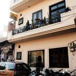 Hotel Satkar outside