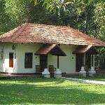 bungalow with two rooms