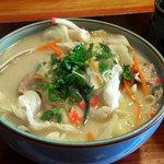 Champon Noodle Soup - Yum!!