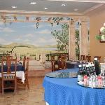 Hotel Tagliere d'Oro - Sala Ristorante