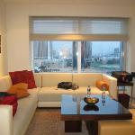 the living room, Grand Hyatt, Cotai