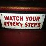Sticky Lips!