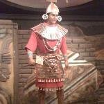 An Inca Warrior