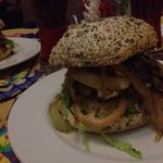 buffalo burger 'Jessie'
