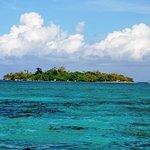 Booby Cay Island Foto
