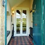 Walkers Welcome! Boot scapers, Tiled Porch, Coat & Boat Drier, Window Seat etc
