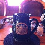 Rocky Mountain Lodge Coffee Mug
