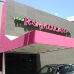 Rosa Mexicano Panama City Panama