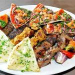 Jat Mashawee also known as Mixed Grill Platter. A favorite by many customers!