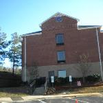 Side Pic of the hotel