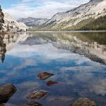 And the real reason I'm here: to admire Tenaya Lake and all that Yosemite has to offer.