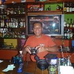 great bartender at Migueloco's