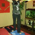 Thai Massage- Nothing like a walk on the back; however, the walking is not the main feature, and