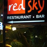 Foto de Red Sky Restaurant and Bar