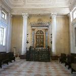 Sinagoga interior - Sabbioneta - Oct 9 2011