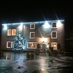 The Wheatsheaf at Christmas