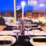 Vue Panoramique restaurant