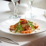 Sequoias Restaurant Food