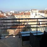Balcon ch.superieur 7em étage