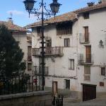 Plaza de Peñarroya de Tastavins