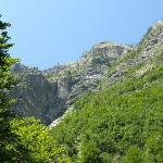 Wanderung zum Savica Wasserfall