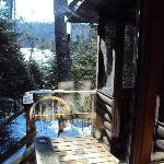 Lakeview from cabin #1