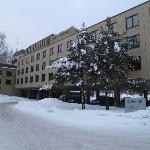 Radisson SAS Espoo on winter