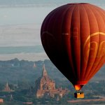 Foto de Balloons over Bagan